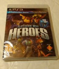 PlayStation Move Heroes PS3 Game NEW UK PAL for Sony Playstation 3 - FAST POST