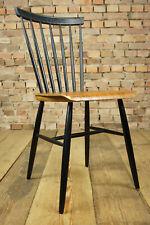 60er Vintage Tapiovaara Ära Stuhl Dining Chair Sprossenstuhl Teak Mid-Century