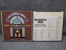 The Nashville Sound Bright Lights & Country Music 6 Record Box Set 33 LP 6P-6054