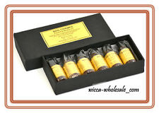 Lot of 6 X 10 ML Nag Champa Essential Fragrance Scented Oil & FREE GIFT BOX