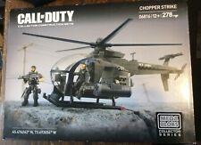 New Mega Blocks Call Of Duty 06816 Chopper Strike 278 Pieces