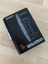 Sony WM-36 Walkman !!! DOLBY NR !!! NEW BELT INSTALLED !!! Vintage 1987