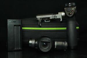 DJI OSMO+ PLUS Zenmuse X3 3.5x Zoom Handheld 4K 12MP Stabilized Camera Gimbal