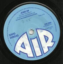 DAVID DUNDAS - JEANS ON - AIR 1976 - 70s POP - TV ADVERTISING TIE-IN