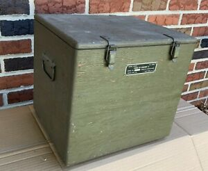 Case CY-199/ART-3 Signal Corps Tuning Unit TN-75/ART-3  Vacuum capacitance -WWII