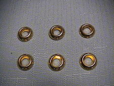 PREMIUM BRASS DRESS WASHER/EYELETS & SCREW SET for MARSHALL VOX PRS AMP CABINET