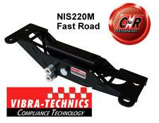 Fits Silvia S13/14/15, 5 Speed Trans Mount Vibra Technics Fast Road NIS220M