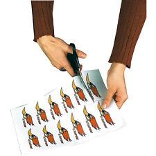 Selbstklebendes Papier: 20 Klebefolien wetterfest A4 für Laserdrucker weiß