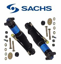 Pair Set of Rear Left & Right Mercedes W210 E320 Shock Absorbers OEM Sachs NEW