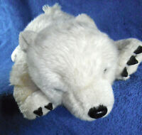 *1914*  Polar bear  - Sea World Gold Coast, Australia - 2011 - 35cm - plush