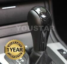 AU STOCK 3D GENUINE CARBON BLACK Auto Gear Knob BMW 1 3 6 X1 series E89 Z4 E63
