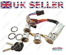 Citroen Berlingo 1996-2008 3 door Lock Set 1 Ingition Barrel Front Rear *NEW*