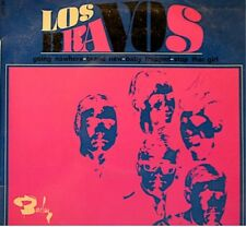++LOS BRAVOS going nowhere/brand new/baby trapped/stop that girl EP BARCLAY VG++