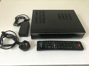 Technomate TM-NANO-3T Combo Satellite Receiver + 250GB Hard drive installed