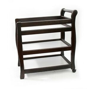 Love N Care Miami Changer Chnage Table English Oak