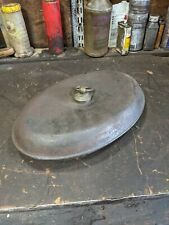 New ListingRare Japy Freres & Co Shallow Oil Can Tank Sheet Metal Brass Grane Prix 33