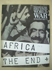 HISTORY OF THE SECOND WORLD WAR VOL 4 No 3 THE END OF WAR IN AFRICA