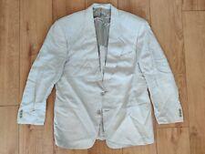 Hugo Boss Men's Size 50 Beige Suit Jacket