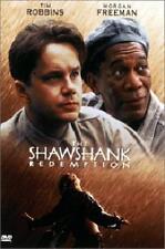 Shawshank Redemption  DVD Tim Robbins, Morgan Freeman, Bob Gunton, William Sadle