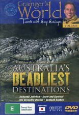Grainger's World - Australia's Deadliest Destinations Volume 1 - Brand New