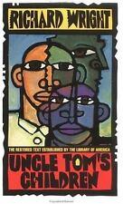 Uncle Tom's Children (Perennial Library), Wright, Richard, 0060812516, Book, Acc