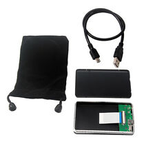 """USB 2.0 to 1.8"""" CE ZIF 40Pin Hard Drive Disk HDD Enclosure External Case"""