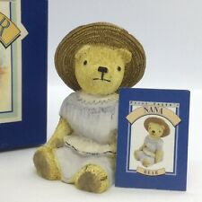 💙 VINTAGE 'PETER FAGAN'S' COLOUR ~ BOX TEDDY BEAR 'NANA' BOXED!