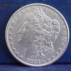 1883 $1 Morgan Silver Dollar   #1505