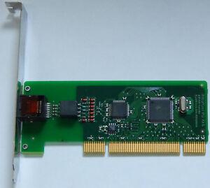Fritz!Card PCI V2.0 AVM ISDN Controller Karte Fritz Card Felix II + Inf PSB3186F