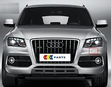 NEW GENUINE AUDI Q5 S-LINE 08-12 N/S LEFT HEADLIGHT WASHER COVER CAP 8R0955275A