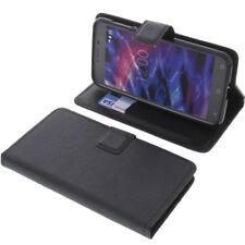 Tasche für MEDION Life E5008 Smartphone Book-Style Schutz Hülle Handytasche Buch