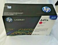 Genuine HP LaserJet C9723A 641A Magenta Toner Print Cartridge NEW SEALED BOX