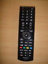 neuve véritable télécommande de téléviseur Toshiba ct-8046 ct8046