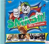 SMASH + CD + Das Original + Volume 28 + 22 Hits aus den Charts & teilw Songtexte