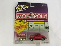 JOHNNY LIGHTNING - MONOPOLY - KENTUCKY AVE. - (1937) '37 FORD COUPE / TOKEN