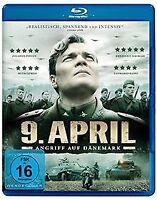 9. April - Angriff auf Dänemark [Blu-ray] von Ezra, ... | DVD | Zustand sehr gut