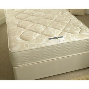 Apollo Pegasus Twin Springs Mattress 3ft, 4ft 4'6ft Double 5ft King Medium Rated