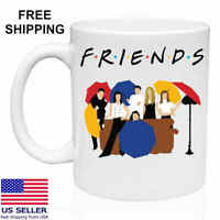 FRIENDS TV Show, Birthday, Christmas Gift, White Mug 11 oz, Coffee/Tea