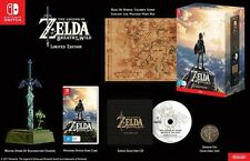 Legend Of Zelda: Breath Of The Wild - Limited Edition (Nintendo Switch)
