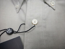 Brooks Brothers Oxford Shirt  BD Collar Milano Fit 15.5 x 33 NWOT USA $140 New