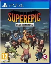 Playstation 4-superepic Ps4 Juego Nuevo