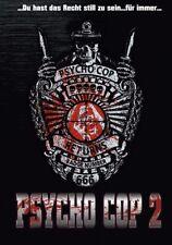 Psycho Cop 2 , Returns , 2 discs limited Mediabook , 100% uncut , new , Cover C