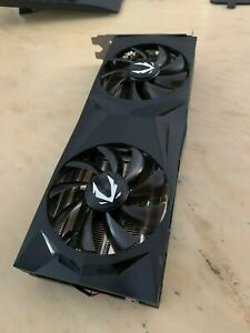 ZOTAC GeForce RTX 2060 6GB GDDR6 AMP Edition Grafikkarte (ZT-T20600D-10M)