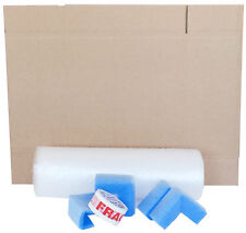 Extreme Protection Pack for LCD TV With Tape Storage Box Moving Pack Variation