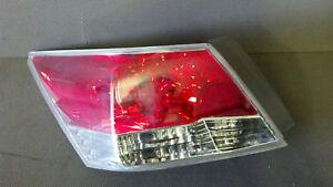 2008-2010 Honda Accord Sedan Driver Side Tail Light OEM