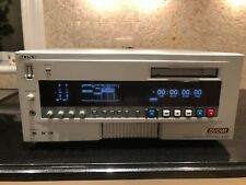 Mint SONY DVCAM DSR-80 Digital Player Recorder Perfect Working Condition