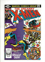 Uncanny X-Men #148 1st Appearance Caliban + Dazzler Marvel Comics 1981 KEY BOOK