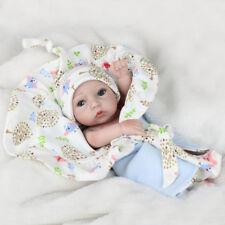 "Newborn Baby Doll Clothes for 10""-11"" Reborn Girl Boy Doll Blanket Socks Hat"