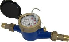 "New Prm 3/4"" Npt Multi-Jet Cold Water Meter With Pulse Output"
