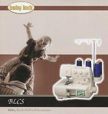 BabyLock Coverstich BLCS - Nähmaschine Jet-Air-System